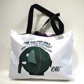 Olli Shoppingbag - Wit