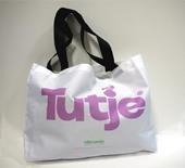 Tutje Shoppingbag - Wit