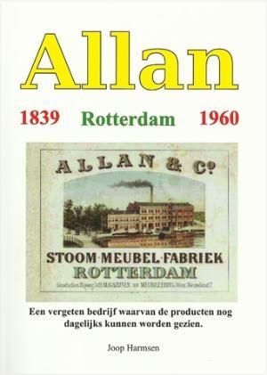 Allan & Co Stoommeubelfabriek Rotterdam 1839 - 1960