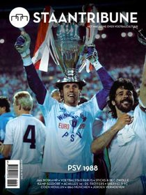 Staantribune 16 - PSV 1988