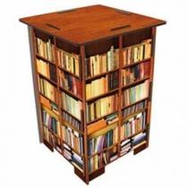 Stool Bookshelf Kruk