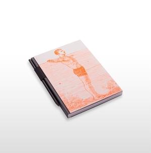 Nuuna Studio M The Swimmer Schetsboek