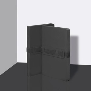 Nuuna Voyager Black M Notebook