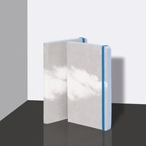 Nuuna Cloud M Blue Notebook