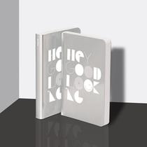 Nuuna Hey Good Looking M Metallic Notebook