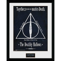 Poster Harry Potter - The Deathly Hallows