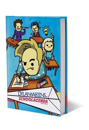 DYLAN HAEGENS TEAM SCHOOLAGENDA 1X14,99 - BTS 17-18