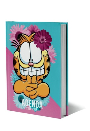 GARFIELD GIRLS SCHOOLAGENDA 1X14,99 - BTS 17-18