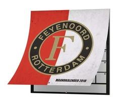Feyenoord Maandkalender 2018 Kalender