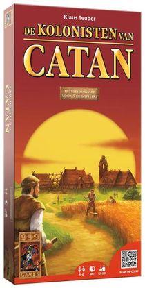 De Kolonisten van Catan - Uitbreiding 5/6 spelers
