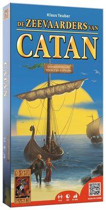De Kolonisten van Catan - De Zeevaarders 5/6 spelers