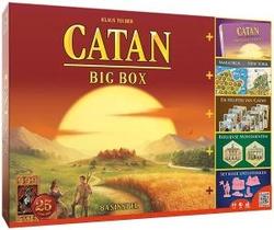 De Kolonisten van Catan Big Box