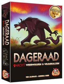 1 Nacht Weerwolven & Waaghalzen - Dageraad