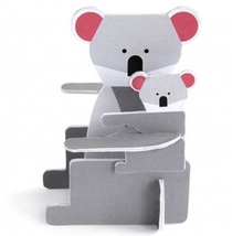 Pop Out Kids Koala