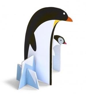 Pop Out Penguins