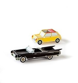 Cool Cars 2 Yellow & Black