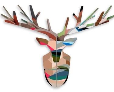 Totem Enchanted Deer Leaf