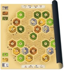 Desert - Catan playmat