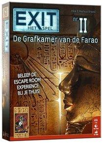 Exit Nr. 2 - De grafkamer van de farao