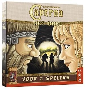 Caverna het duel