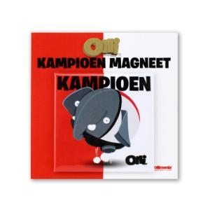 Olli Kampioen Magneet 2