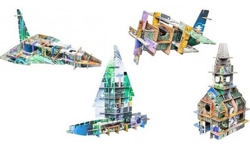 Totem Play City 4 Models
