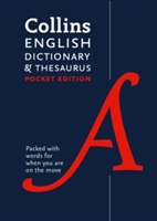 Collins English Dictionary And Thesaurus Pocket Edition