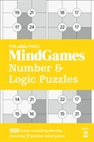 Times Mind Games Number And Logic Puzzles Book 2