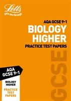 Aqa Gcse Biology Higher Practice Test Papers
