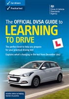 Official Dvsa Guide To Learning To Drive
