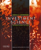 Investment Science
