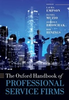 Oxford Handbook Of Professional Service Firms