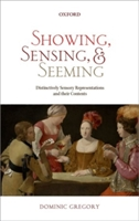 Showing, Sensing, And Seeming