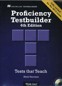 New Proficiency Testbuilder Student Book - Key + Audio Cd Pack