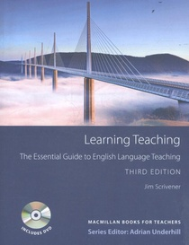 Learning Teaching 3rd Ed With Dvd - The Essential Guide To English Language Teaching