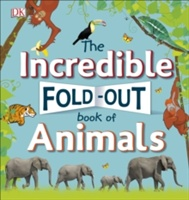 Incredible Fold-out Book Of Animals