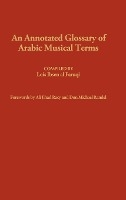 Annotated Glossary Of Arabic Musical Terms