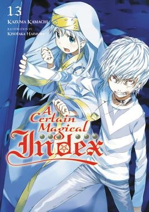 Certain Magical Index, Vol. 13