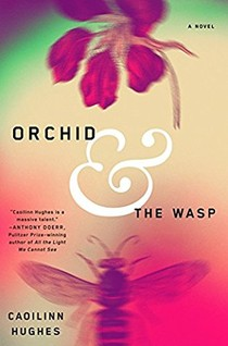 Orchid and Wasp