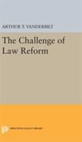 Challenge Of Law Reform