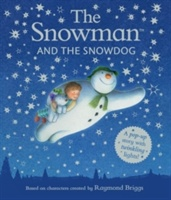 Snowman And The Snowdog Pop-up Picture Book