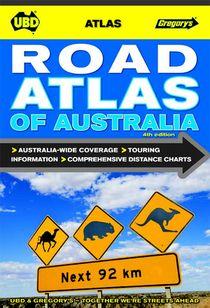 Road Atlas of Australia