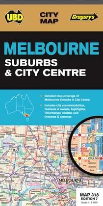 Melbourne Suburbs & City Centre