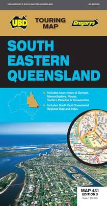 South Eastern Queensland 1 : 500 000