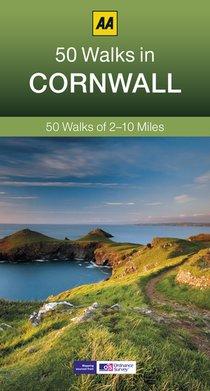 50 Walks In Cornwall