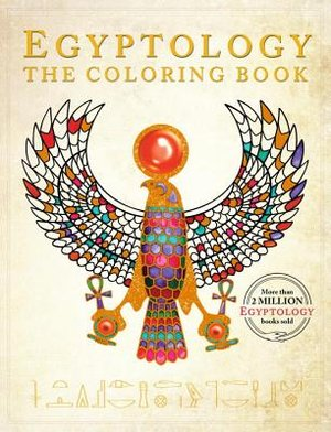 Egyptology Coloring Book