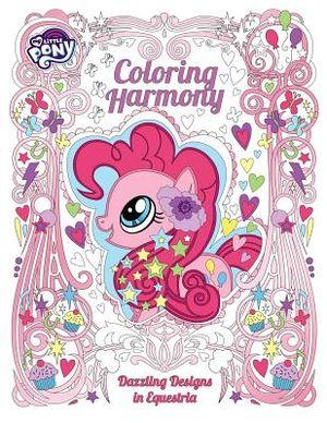 My Little Pony Coloring Harmony