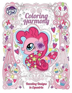 My Little Pony Coloring Harmony