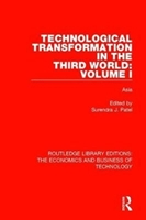 Technological Transformation In The Third World: Volume 1