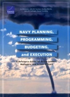 Navy Planning, Programming, Budgeting And Execution